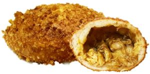 贅沢タイカレーパン