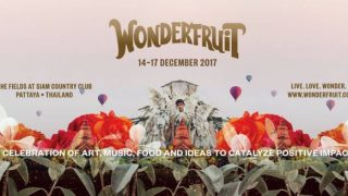 タイ最先端の野外アートフェス「Wonderfruit 2017」14~17日パタヤで開催