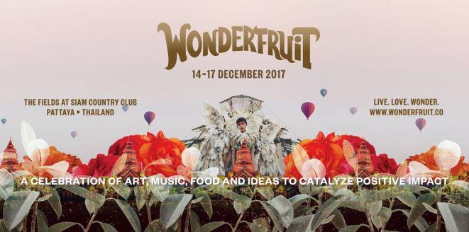 Wonderfruit 2017