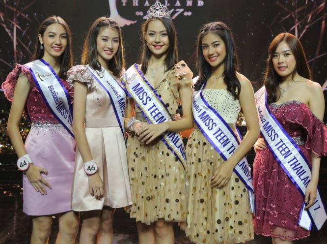 Miss Teen Thailand 2017