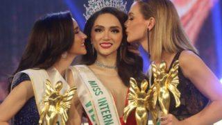今年の世界一美しいニューハーフはベトナム代表に!タイのYoshiは第3位に入賞
