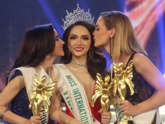 Miss International Queen 2018