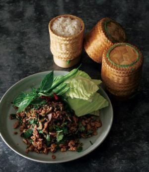 タイ東北部イサーン地方の料理