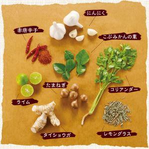 8種類のHERB&SPICE