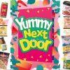 アジア各地の美味しいスナックなどを一堂に集めた「Yummy Next Door」を日本全国のPLAZAで16日まで開催