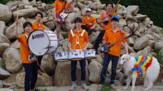 タイのローカルダンス音楽を奏でるバンドが日本にもいた!?モノラル・ミニ・プラグが1stアルバム発売記念ライブ開催