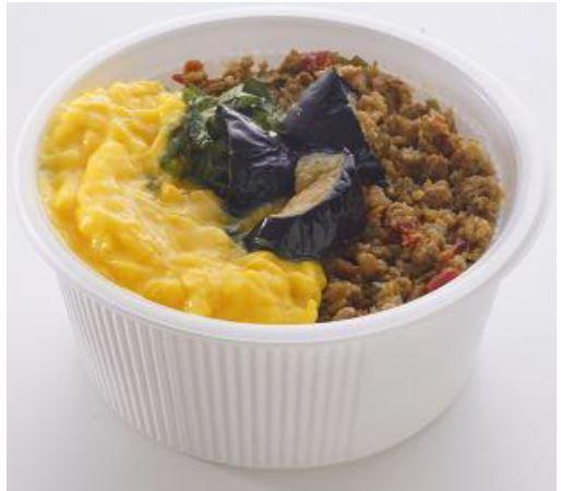 〈佃浅〉お惣菜屋さんの和風ガパオ691円