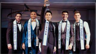 イケメン世界一を選ぶ「ミスター・グローバル」今年は韓国のキム氏に栄冠