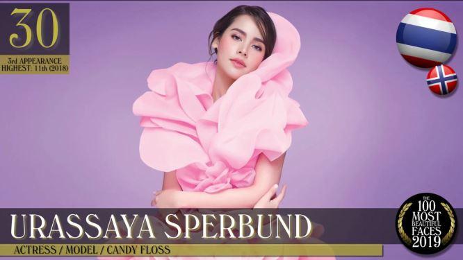 Yaya-Urassaya Sperbund