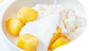 タリーズでカオニャオマムアンが食べられる!?「マンゴースティッキーライス」新発売