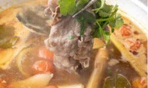 しゃぶしゃぶ 焼肉食べ放題「めり乃」で新メニュー「本格トムヤムラムしゃぶ」!8月31日までは800円OFFとなるキャンペーンも
