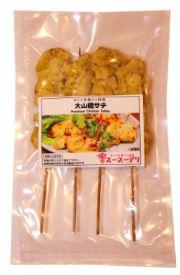 ■「大山鶏のサテ(むね肉)」 780円(税込)