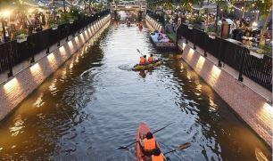 バンコクのクロンオンアーン運河が2020年アジア都市景観改善プロジェクト賞を受賞