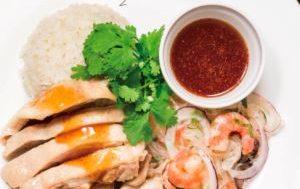 ステーキハウス フォルクスがアジアンフェア開催で「カオマンガイ」を期間限定で販売